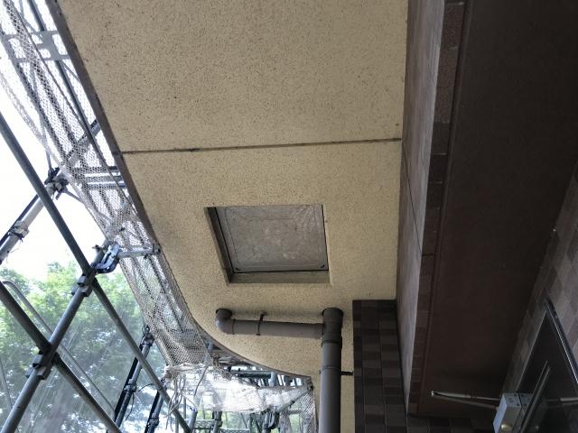 破風板・軒天の補修